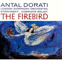 LP Dorati Antal. Stravinsky. The Firebird (LP)