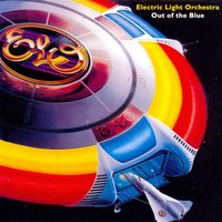 LP Electric Light Orchestra. Out Of The Blue (LP)