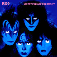 LP Kiss. Creatures Of The Night (LP)