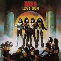 Kiss. Love Gun (LP)