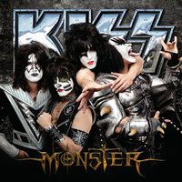 LP Kiss. Monster (LP)