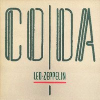 LP Led Zeppelin. Coda (LP)