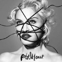 LP Madonna. Rebel Heart (LP)