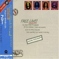 Audio CD Free. Live