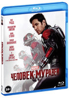 �������-������� (Blu-Ray) / Ant-Man