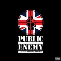 LP Public Enemy. Live From Metropolis Studios (LP)