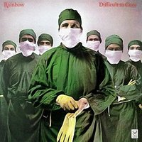 LP Rainbow. Difficult to Cure (LP)