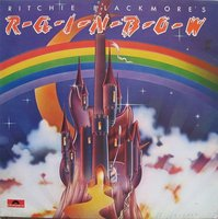 Rainbow. Ritchie Blackmore's Rainbow (LP)