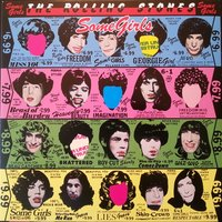 LP The Rolling Stones. Some Girls (LP)