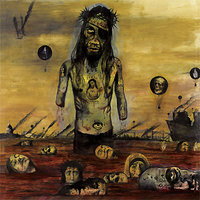 Slayer. Christ Illusion (LP)