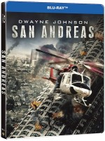 Разлом Сан-Андреас [железный бокс] (Real 3D Blu-Ray + 2D Blu-Ray)