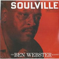LP The Ben Webster Quintet. Soulville (LP)