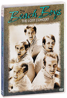 DVD The Beach Boys. The Lost Concert