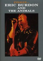 DVD Eric Burdon And The Animals. Finally…