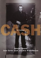 DVD Johnny Cash. Johnny Cash In Ireland