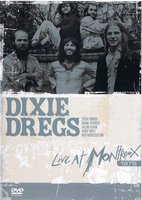 DVD Dixie Dregs: Live At Montreux 1978