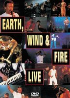 DVD Earth, Wind & Fire: Live