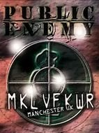 DVD Public Enemy. Manchester UK Live
