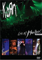DVD Korn: Live At Montreux 2004