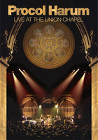 DVD Procol Harum. Live at the Union Chapel