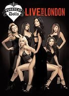 The Pussycat Dolls. Live From London (DVD)