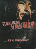 DVD Ken Hensley: Blood On The Highway