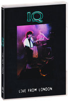 DVD IQ. Live From London