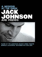 DVD Jack Johnson. A Weekend At The Greek