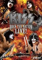 DVD Kiss: Rock The Nation - Live!