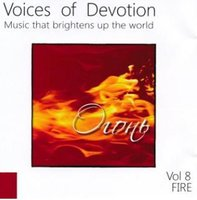 Voices of Devotion vol.8 - Fire (CD)