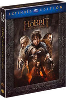 Blu-Ray ������: ����� ���� ������� (������������ ������) (3 Blu-Ray) / The Hobbit: The Battle of the Five Armies