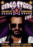 DVD Ringo Starr and His All Star Band - Live