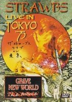 DVD Strawbs – Live In Tokyo 75 / Strawbs – Live In Tokyo 75 / Grave New World The Movie