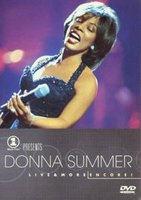 DVD Donna Summer. Live & More Encore!