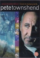 DVD Pete Townshend – Psychoderelict Live In New York