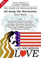 DVD Tony Palmer: All Along The Watchtower: Sour Rock