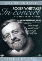 DVD Roger Whittaker In Concert. New World in the Morning