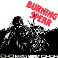 LP Burning Spear. Marcus Garvey (LP)