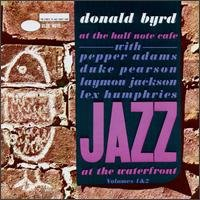 LP Donald Byrd. At The Half Note Cafe (LP)