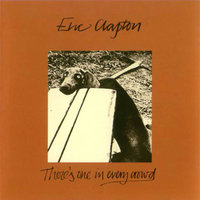 LP Eric Clapton. There's One In Every Crowd (LP)