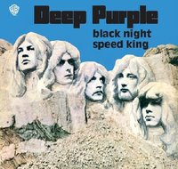 Deep Purple. Black Night. Speed King (LP)