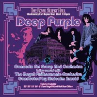 Deep Purple. Concerto for Group and Orchestra (3 LP)