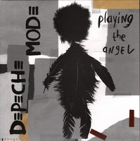 LP Depeche Mode. Playing The Angel (LP)