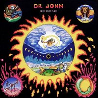 LP Dr. John. In The Right Place (LP)