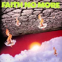 LP Faith No More. The Real Thing (LP)