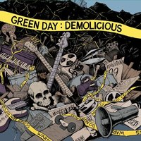 LP Green Day. Demolicious (LP)