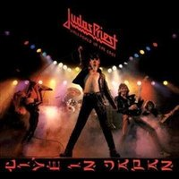 LP Judas Priest. Unleashed In The East (LP)