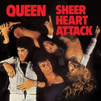 Queen. Sheer Heart Attack (LP)