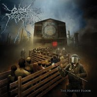 Audio CD Cattle Decapitation. The Harvest Floor