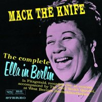 LP Ella Fitzgerald. Mack The Knife. Ella In Berlin (LP)